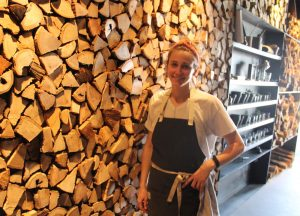 Chef Caroline Glover, of Annette