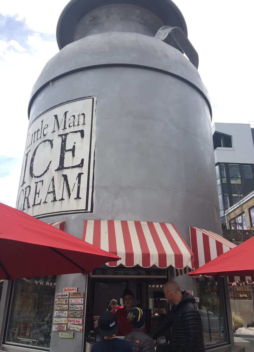 Little Man Ice Cream - Denver I Love