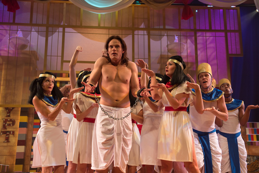 Jospeh and the Amazing Technicolor Dreamcoat - The Arvada Center