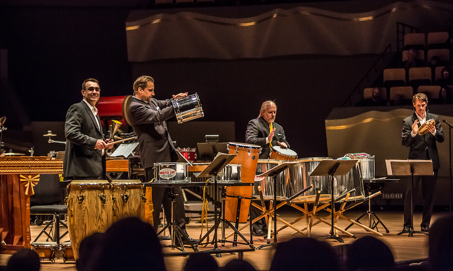 Drums of the World - The Colorado Symphony Orchestra