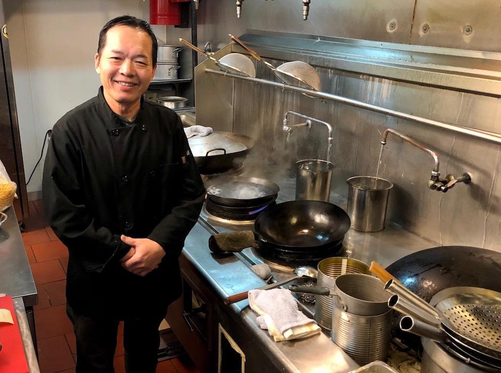 Chef CJ Fortune Wok to Table - Denver I love