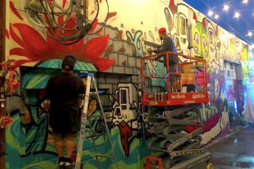 Denver's Street Murals
