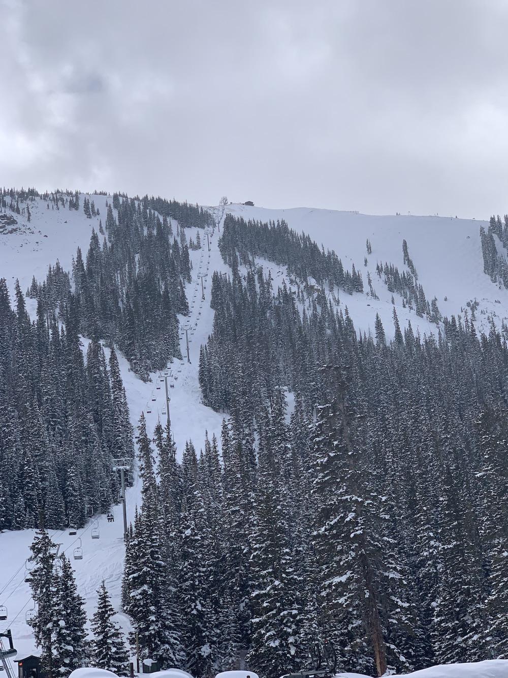 Pallavicini Chair Lift - Denver I Love