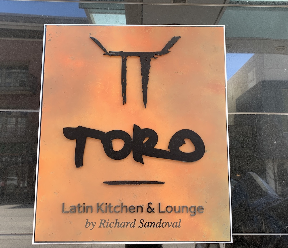 Denver I Love Toro Latin Kitchen Valentine's Deals in Cherry Creek North