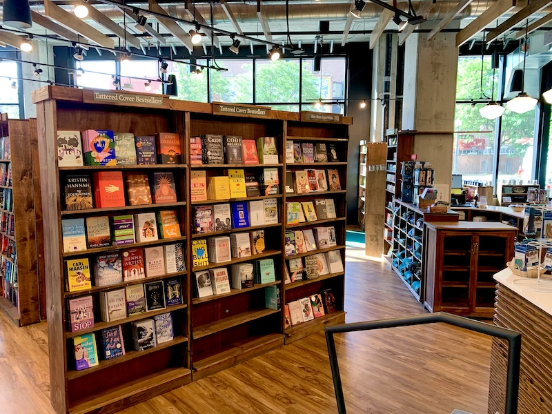 Tattered Cover at McGregor Square